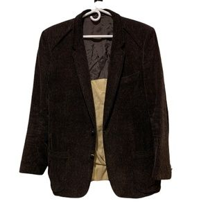 Corneliani Men's 2 Button Corduroy Sport Coat